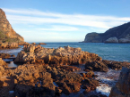 Knysna heads on the Garden Route