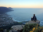 Beautiful views from Lion's Head